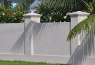 Windsor SA Barrier wall fencing 1