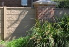 Windsor SA Barrier wall fencing 4