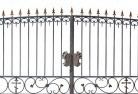 Windsor SA Wrought iron fencing 10