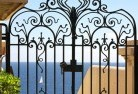 Windsor SA Wrought iron fencing 13