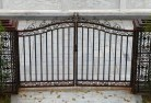Windsor SA Wrought iron fencing 14