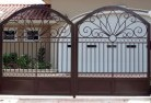 Windsor SA Wrought iron fencing 2