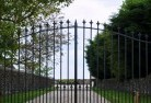 Windsor SA Wrought iron fencing 9